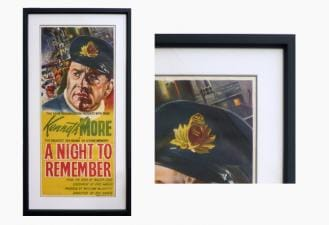 how to frame movie posters the poster