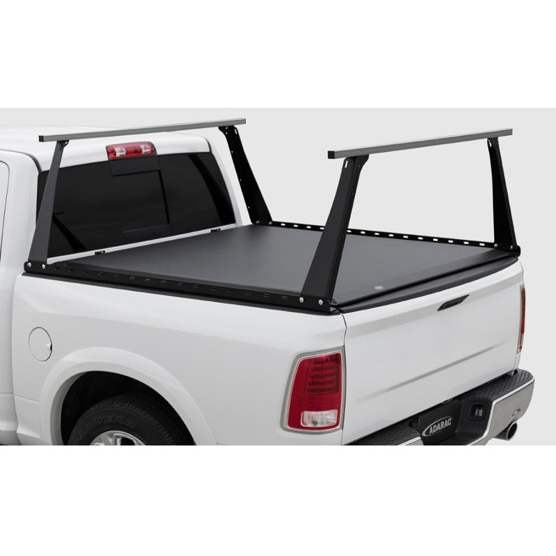 adarac steel truck bed rack 90630 fits 04 20 ford f 150 6 6 foot box