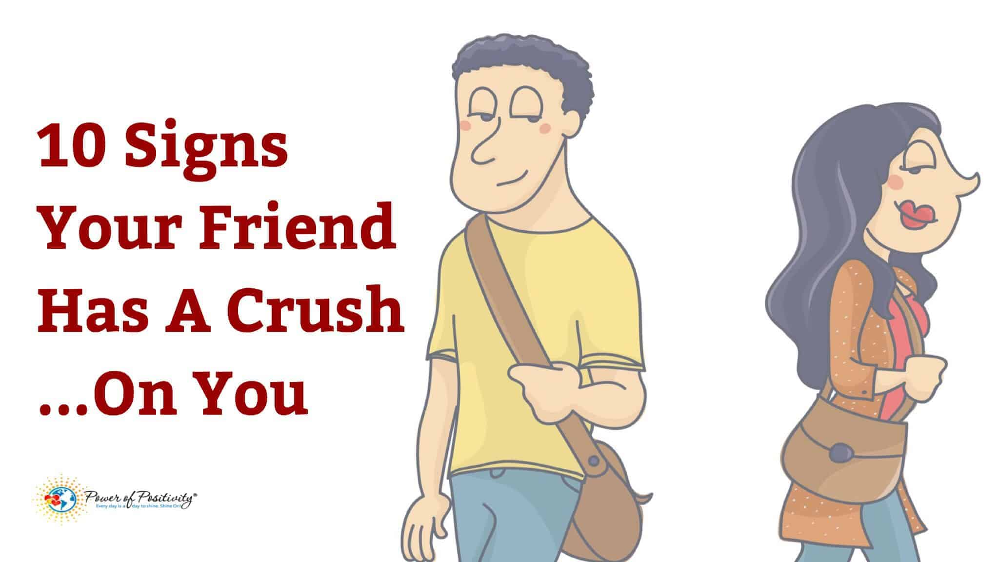 10 signs your friend