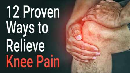 relieve knee pain