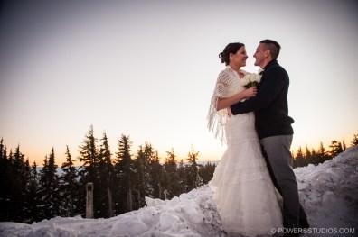 Timberline Lodge Wedding Photographer Mt Hood OR