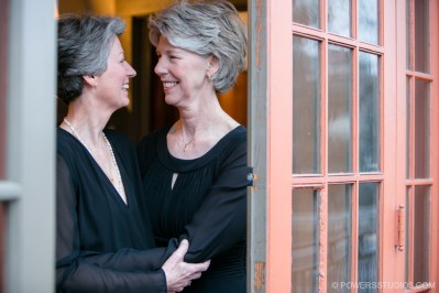 Intimate Same Sex Wedding at West End Ballroom