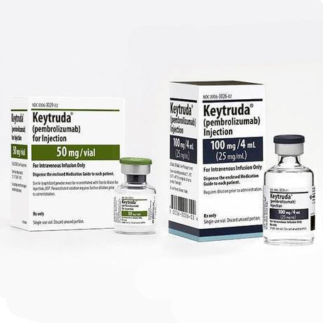 FDA Approves Keytruda Plus Chemotherapy for First ...