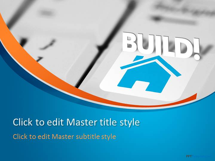 Free Real Estate Management PPT Template
