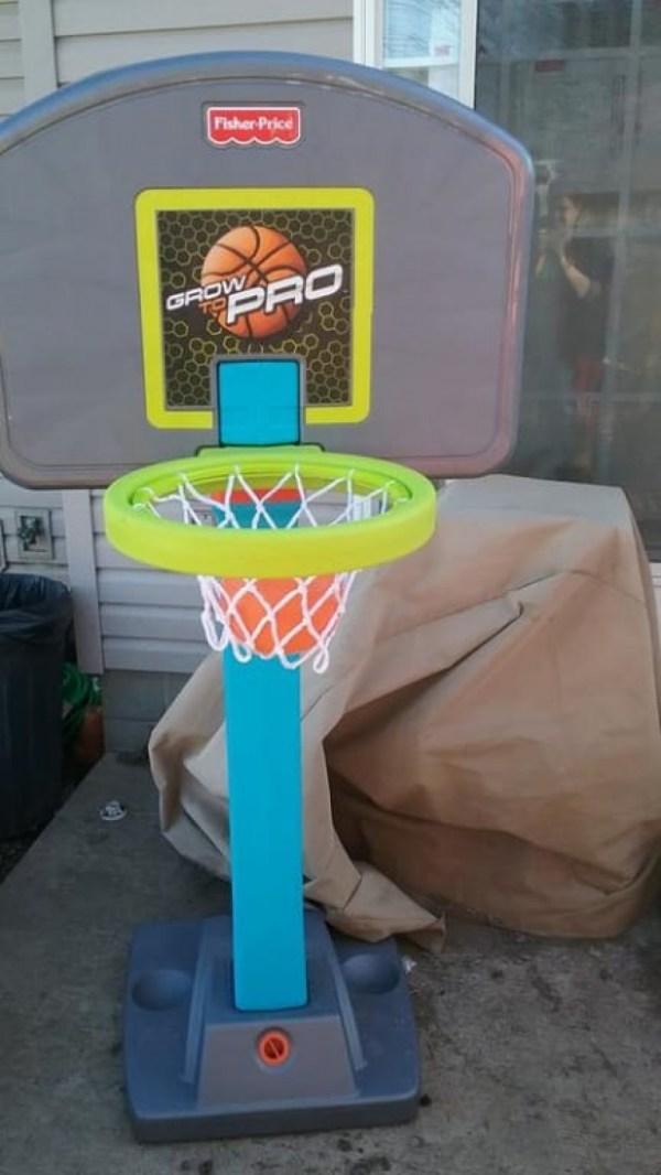 Grow Pro Junior Basketball