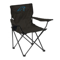 Carolina Panthers Folding Chairs Banquet Hall Quad Chair