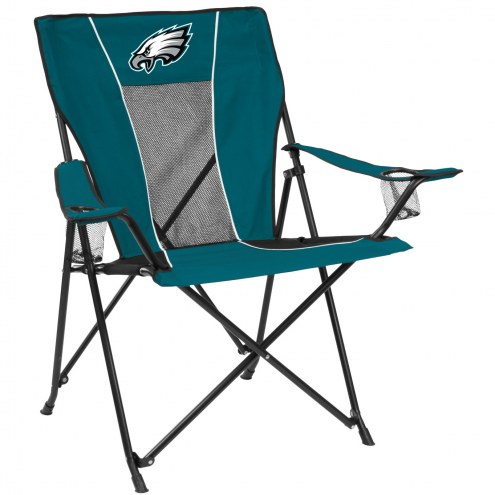 philadelphia eagles chair vintage cane back chairs game time tailgate mainproductimage mediumlarge jpg cb 1537999775