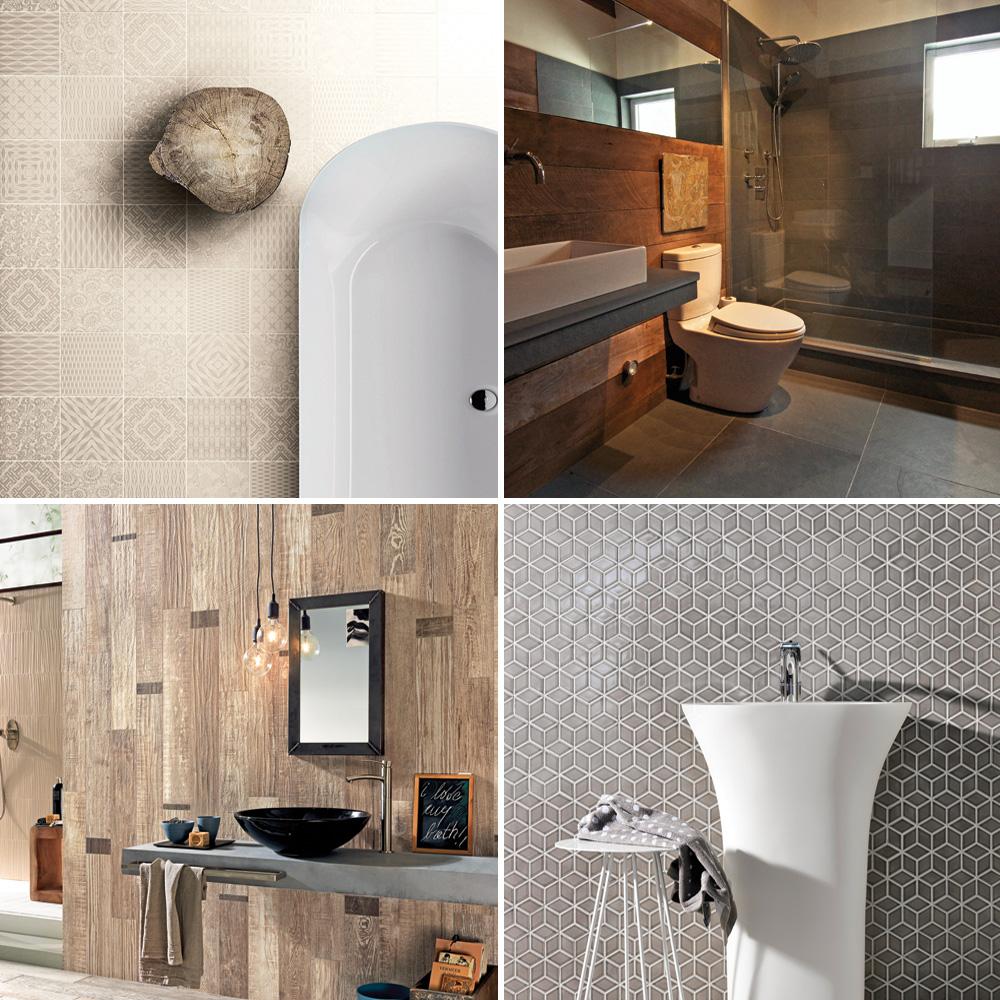 Salle de bain les tendances cramique  Je Dcore