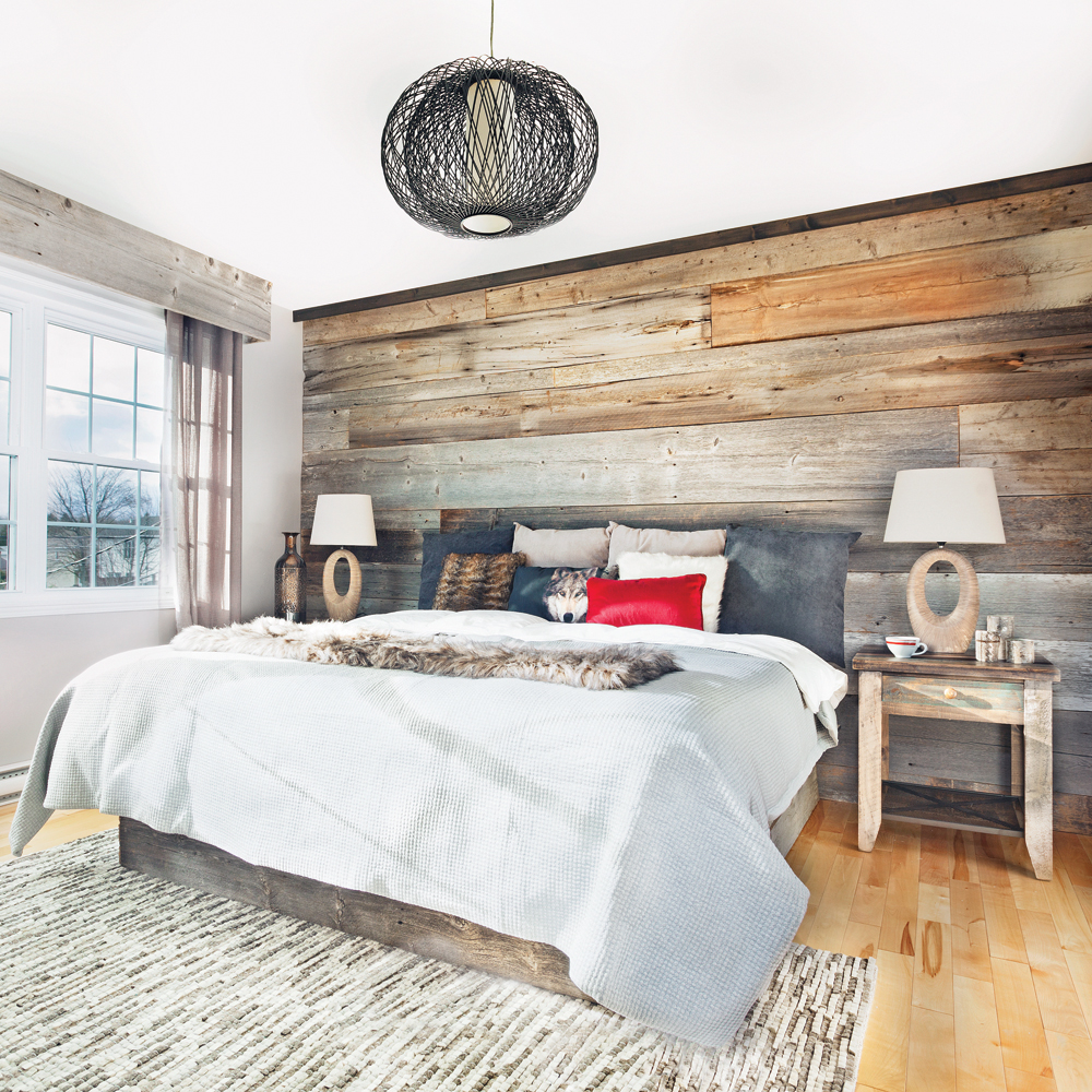 Une chambre à coucher royale – BricoBistro