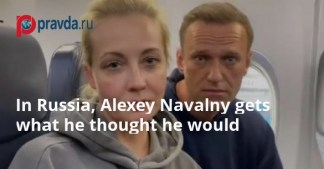 What face will Russia have in all this Navalny scandal?