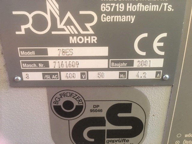 manual polar mohr 72