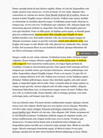 Openmargin brings margin notes to life e-Reading Software