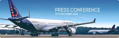 Livestream of the Lufthansa/Brussels Airlines press conference