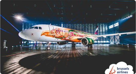 Brussels Airlines and Tomorrowland create Amare