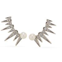 Pearls of Genesis H.Stern - earrings in 18K gold, pearls and diamonds