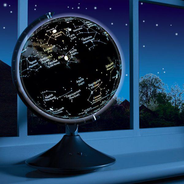 Constellation Light-Up Globe