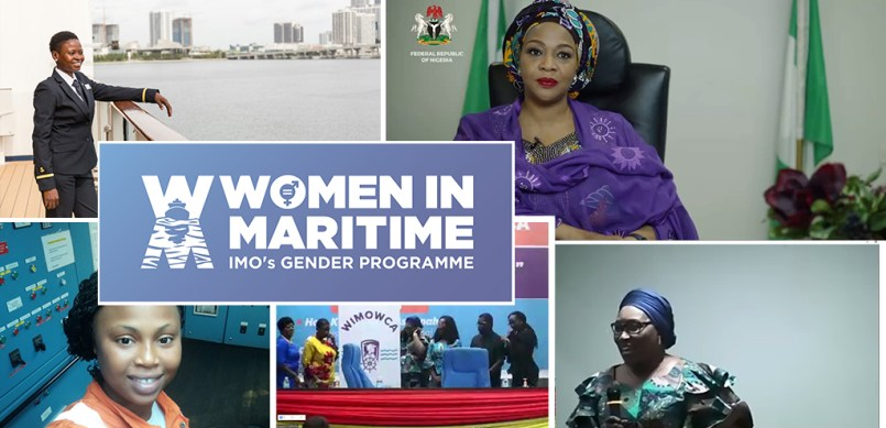 Women in maritime get new association in West and Central Africa: WIMOWCAready