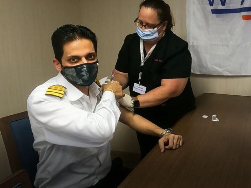 IMO welcomes WHO vaccine roadmap seafarer prioritization: IMO welcomes prioritization of seafarers in WHO vaccine roadmap