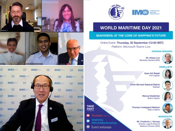 World Maritime Day 2021 - Shipping and Freight Resource