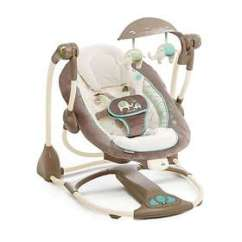 Baby Swing Chair Nz Armless Camping Find The Best Price On Ingenuity Bright Starts Brighton Convertme 2 Seat