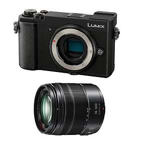 Find the best price on Panasonic Lumix DC-GX9 + 14-140/3.5-5.6 | Compare deals on PriceSpy NZ