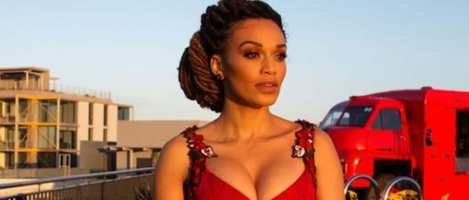 Image result for pearl thusi