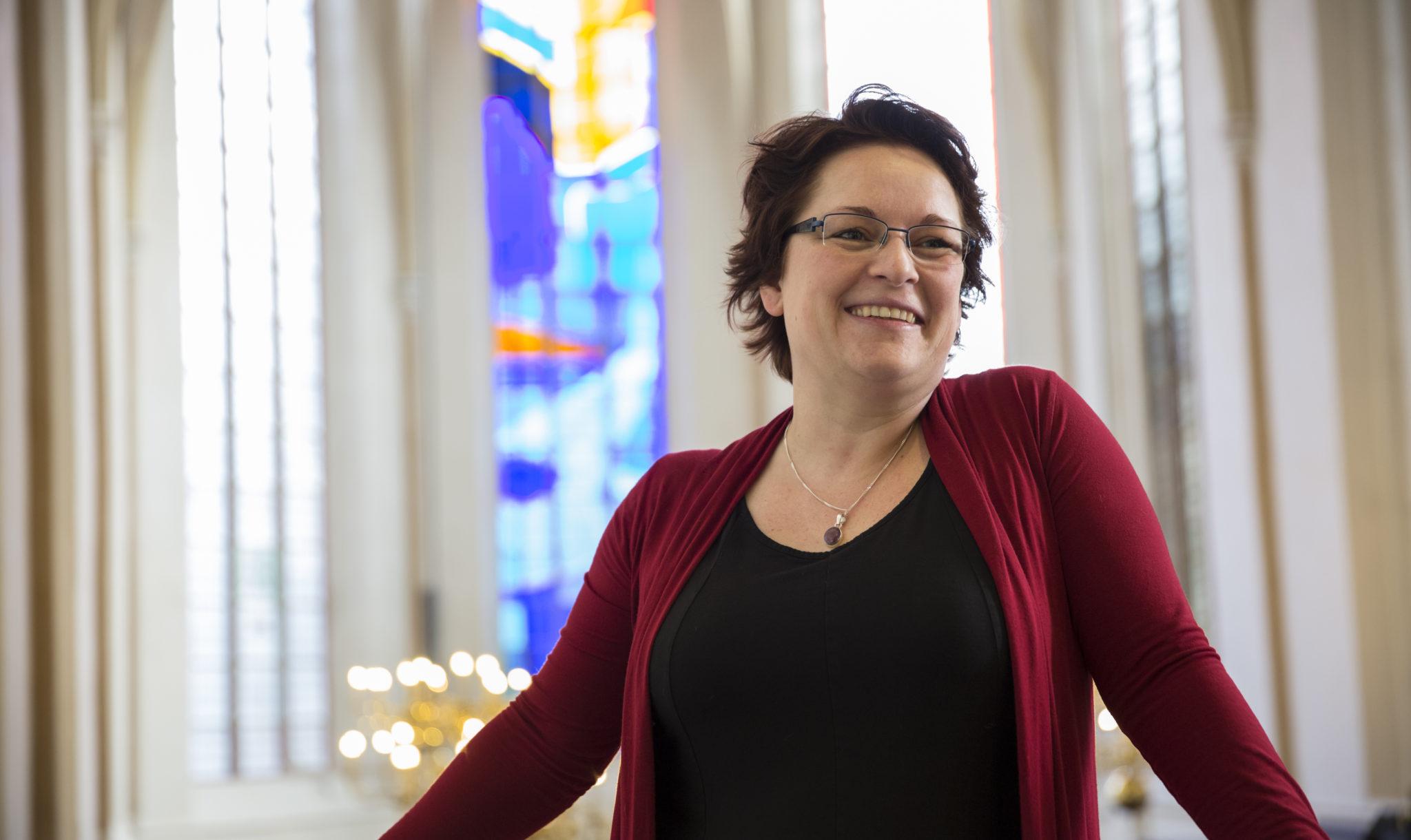 452274bf2c9 Nelleke Vedelaar, momenteel wethouder van Zorg en Sociale Zaken in Zwolle,  wil haar ervaring in de lokale politiek inzetten om de partij te hervormen.