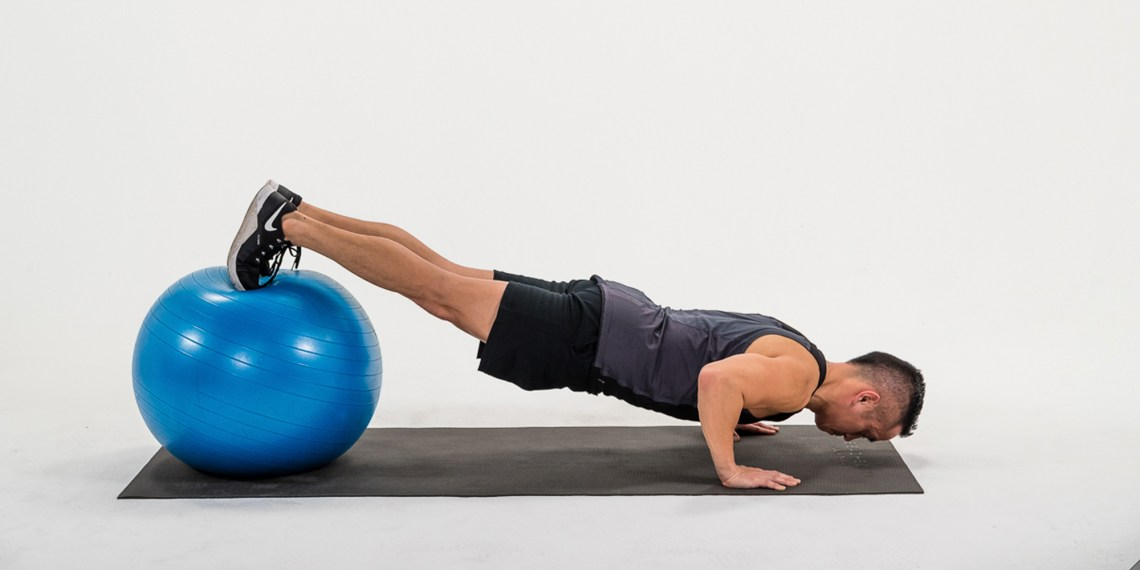 How to Do a Decline Push-Up | Openfit