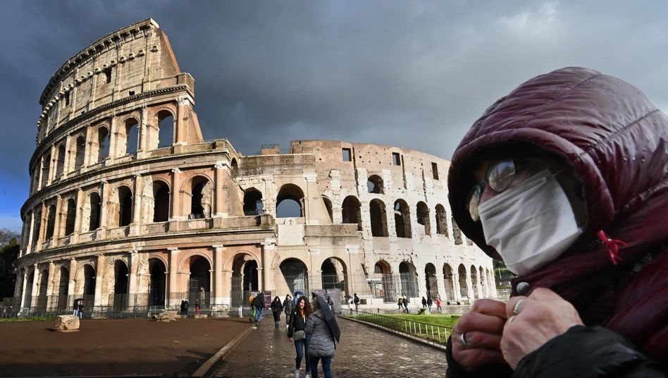 Coronavirus: Why Are There So Many Cases in Italy? - DER SPIEGEL