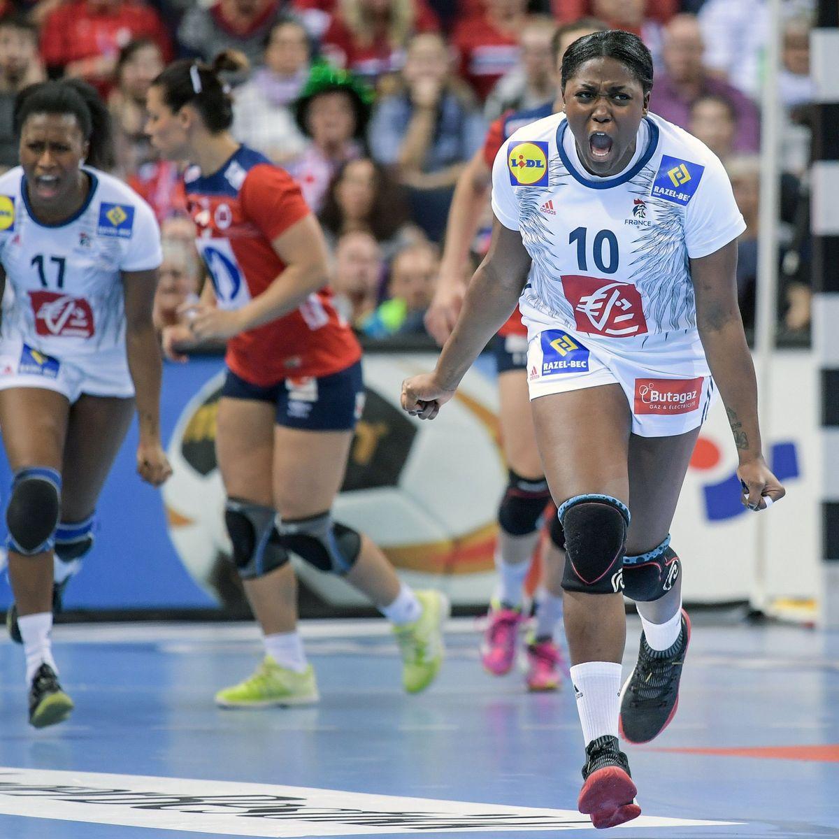 handball wm der frauen frankreich gewinnt titel gegen norwegen der spiegel