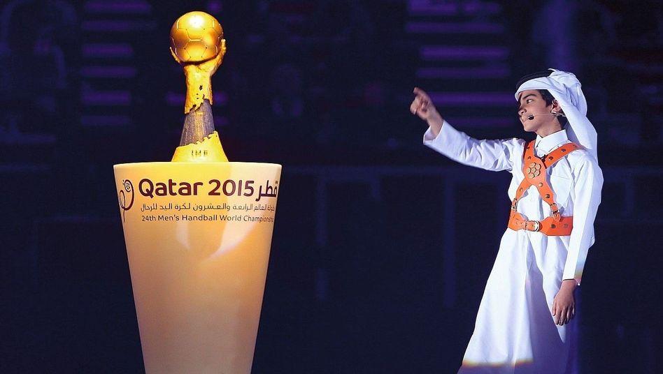 handball wm 2015 ausrichter katar hat