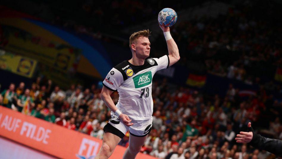 handball em 2020 deutschlands timo kastening ist der meisterdieb der spiegel