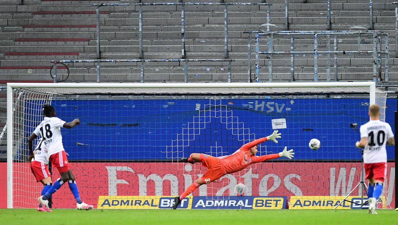 Hsv Draws Against Holstein Kiel Archyde