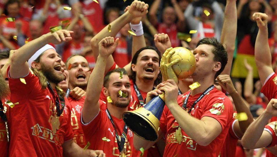 handball wm 2019 danische demonstration der spiegel