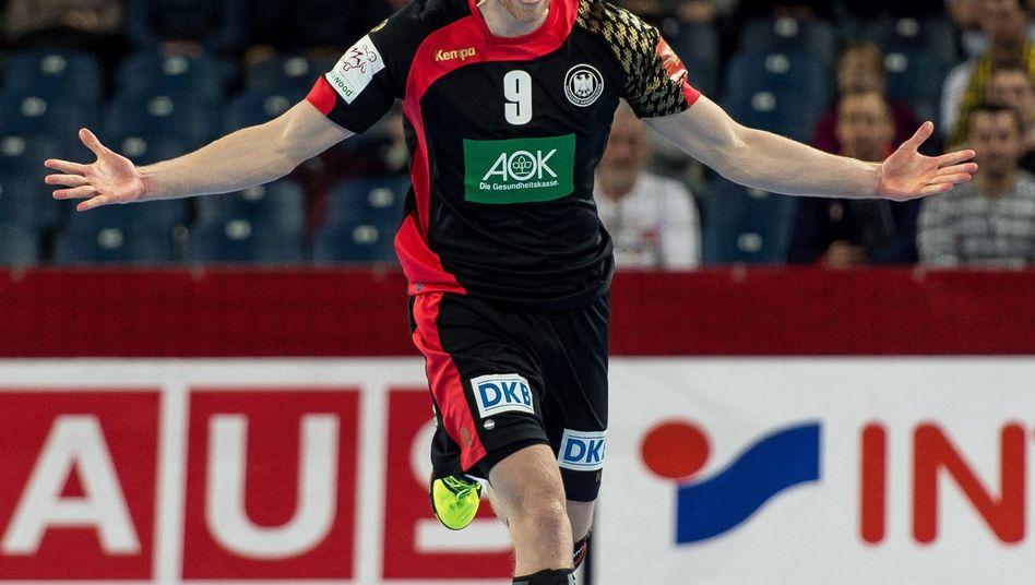 https www spiegel de sport sonst handball em 2016 deutschland besiegt slowenien souveraen a 1073019 html