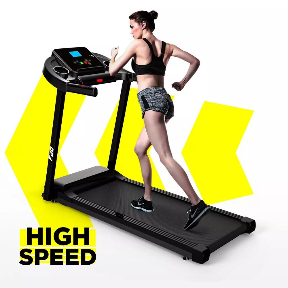 tapis roulant electrique pliant home gym f20