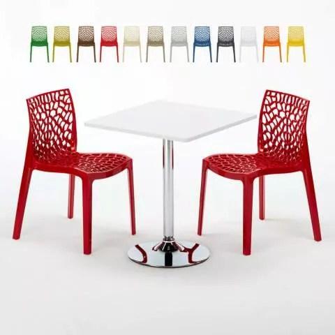 tables et chaises design pour