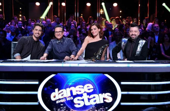 Replay  Danse Avec Les Stars (tf1)  Les Juges Prennent