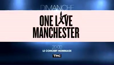 concert OneLoveManchester Rotek