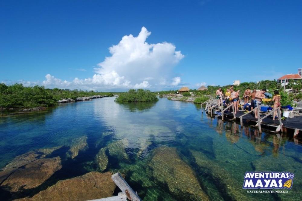 Snorkeling Mayan Adventure Playa Del Carmen Project Expedition