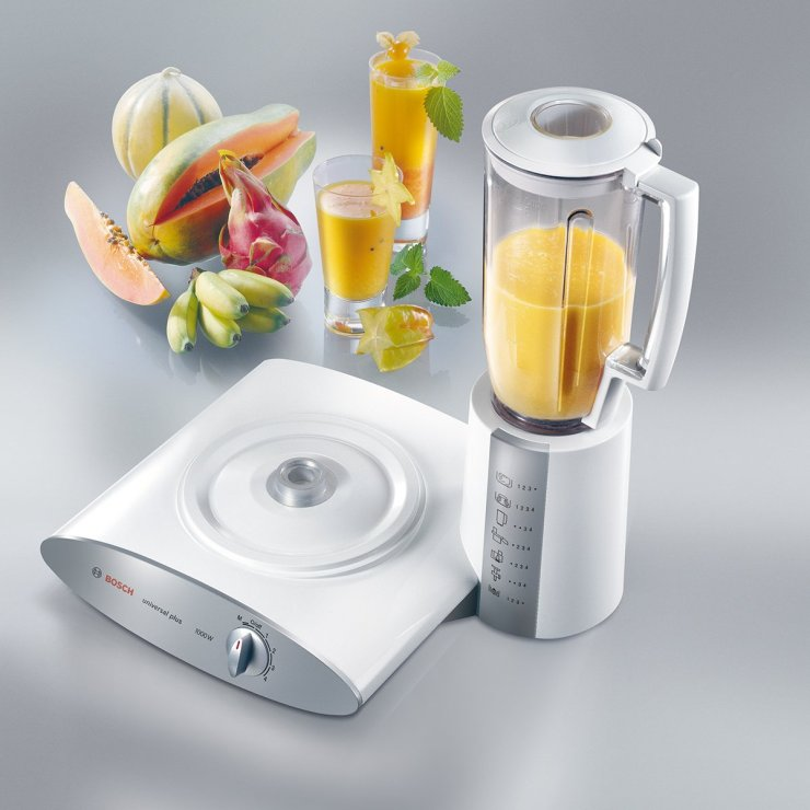 Bosch Küchenmaschine 1000 Watt 2021