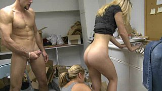Young_blonde_honey_gets_it_in_the_shop Preview Image