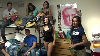 College students having fun Preview Image