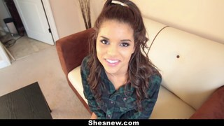 Latina girlfriend homemade_sex tape Preview Image