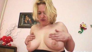 Amateur mom with_big_natural tits masturbates Preview Image