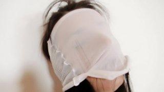 Thin Promesita nylons fetish mask Preview Image