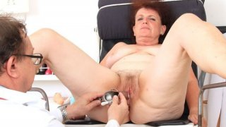 Fuck Hole examination plus a basty grandmother Preview Image