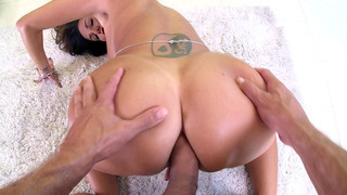 Ava Addams enjoys an anal doggy style pounding in POV Preview Image