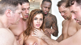 Watch her first gangbang on Faapy Preview Image
