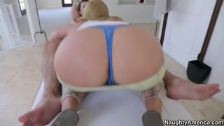 James Deen fucks curvy blonde Krissy Lynn Preview Image